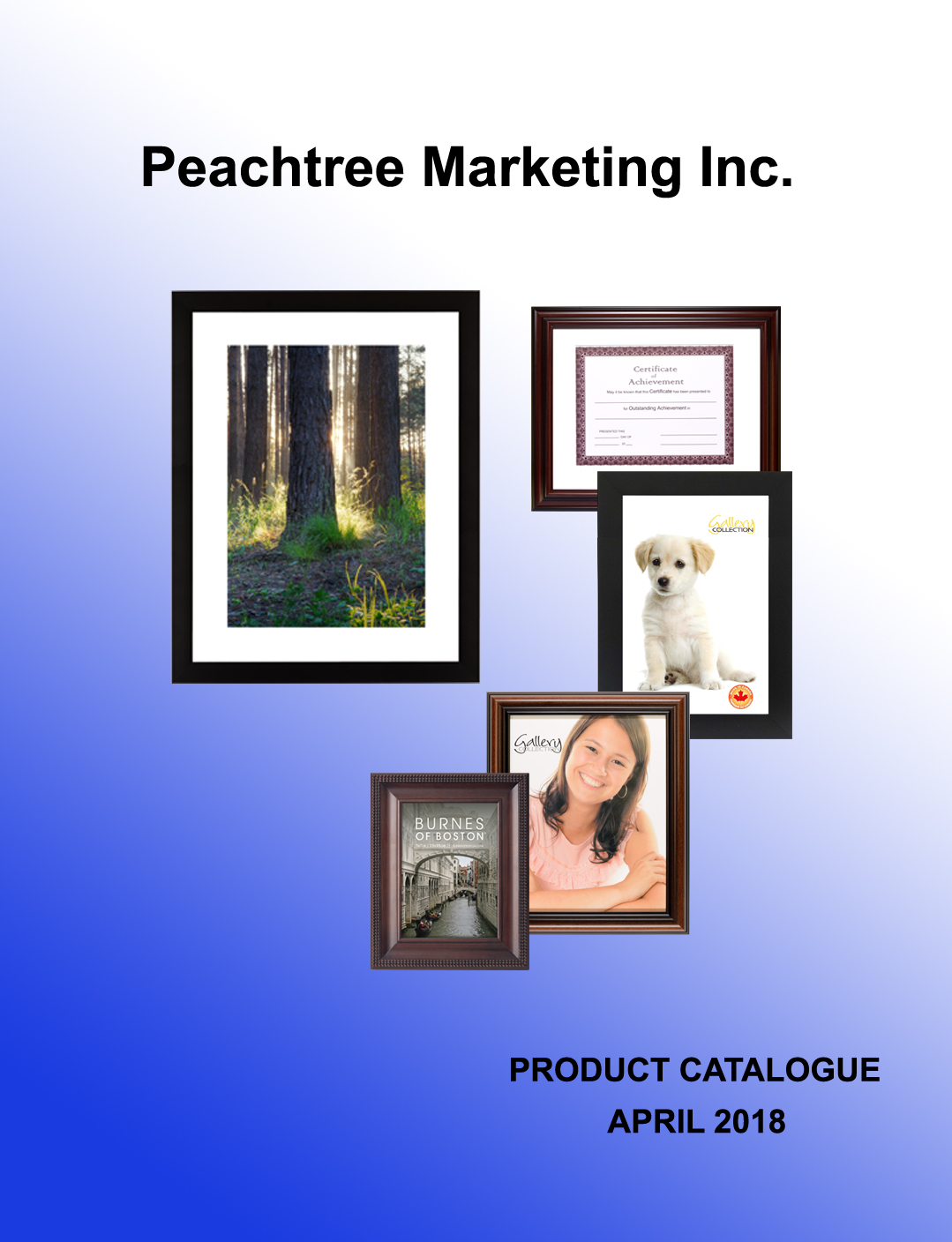 Product Catalogue March 2017